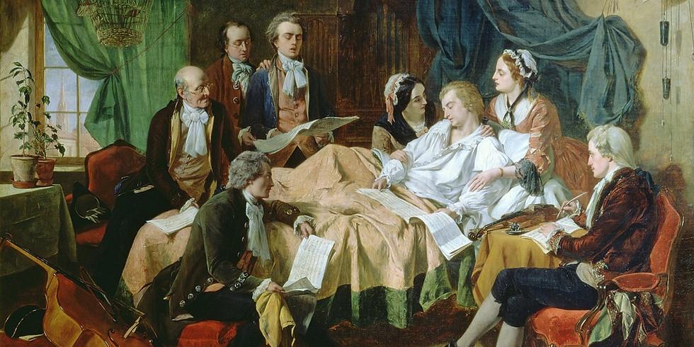 Luisterlezing: Het Requiem van Mozart