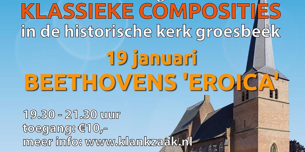 Luisterlezing: Beethovens 'Eroica'