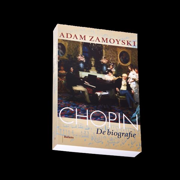 Biografie Chopin van Adam Zamoyski