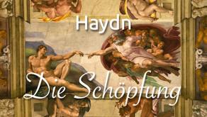 Luisterlezing 15 januari: Haydns Schöpfung