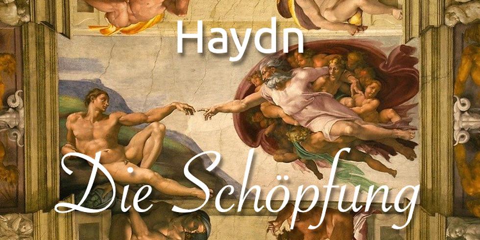 """Luisterlezing: """"Die Schöpfung"""" van Haydn"""