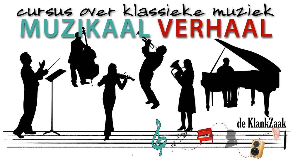 Cursus Muzikaal Verhaal van de KlankZaak