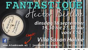 Luisterlezing: 'Symphonie Fantastique' van Berlioz