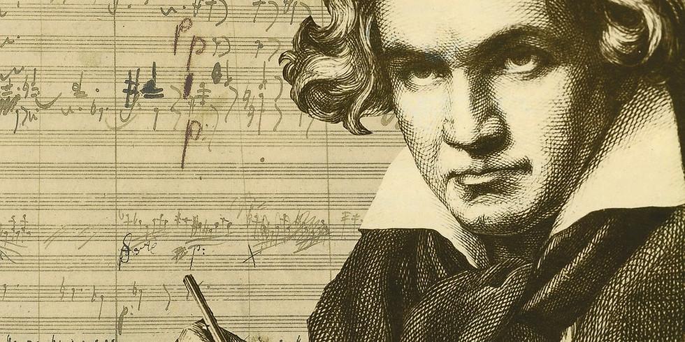 Luisterlezing: Leven & Werk van Beethoven