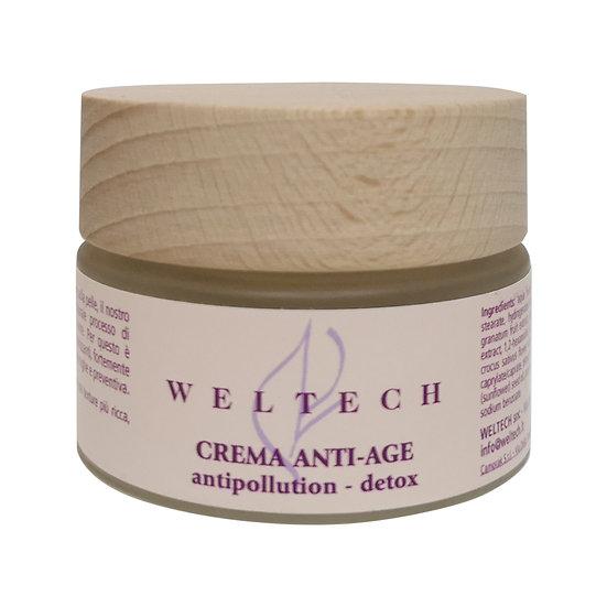 Crema Anti-Age antipollution - detox (50ml)