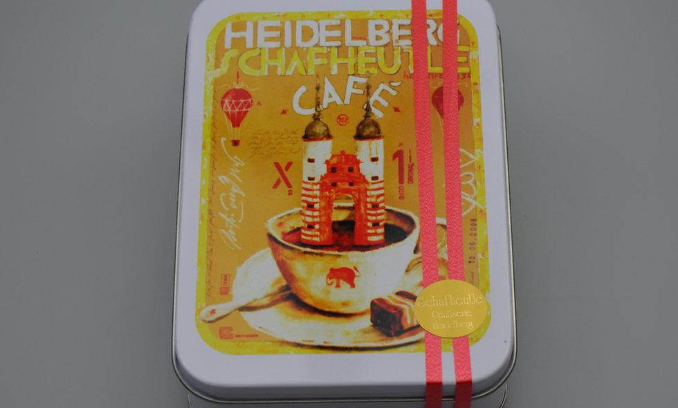 Heidelberg-Metalschachtel