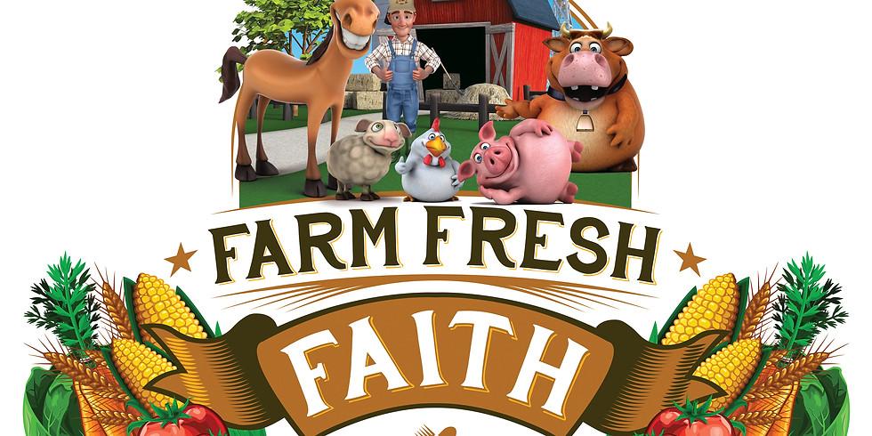 Farm Fresh Faith VBS
