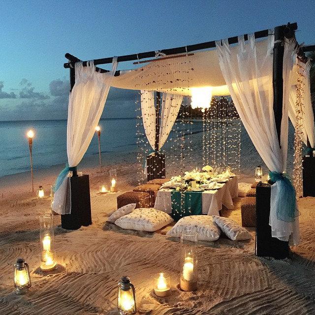 Beach Picnics & Dinners