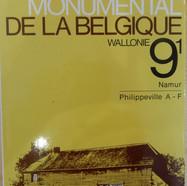 «Le Patrimoine Monumental de la Belgique – Wallonie 9/1 – Namur A-F» - 15€