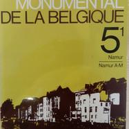 «Le Patrimoine Monumental de la Belgique – Namur 5/1 – A-M» - 15€