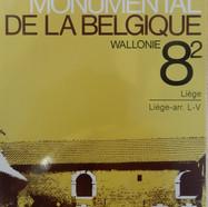 «Le Patrimoine Monumental de la Belgique – Wallonie 8/2 – Liège L-V» - 15€