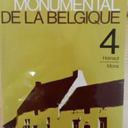 «Le Patrimoine Monumental de la Belgique – Hainnaut 4 – Mons» - 15€