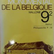 «Le Patrimoine Monumental de la Belgique – Wallonie 9/2 – Namur P-W» - 15€