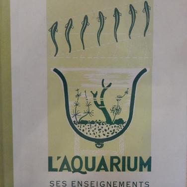 «L'aquarium, ses enseignements» - M.Sire - 7€