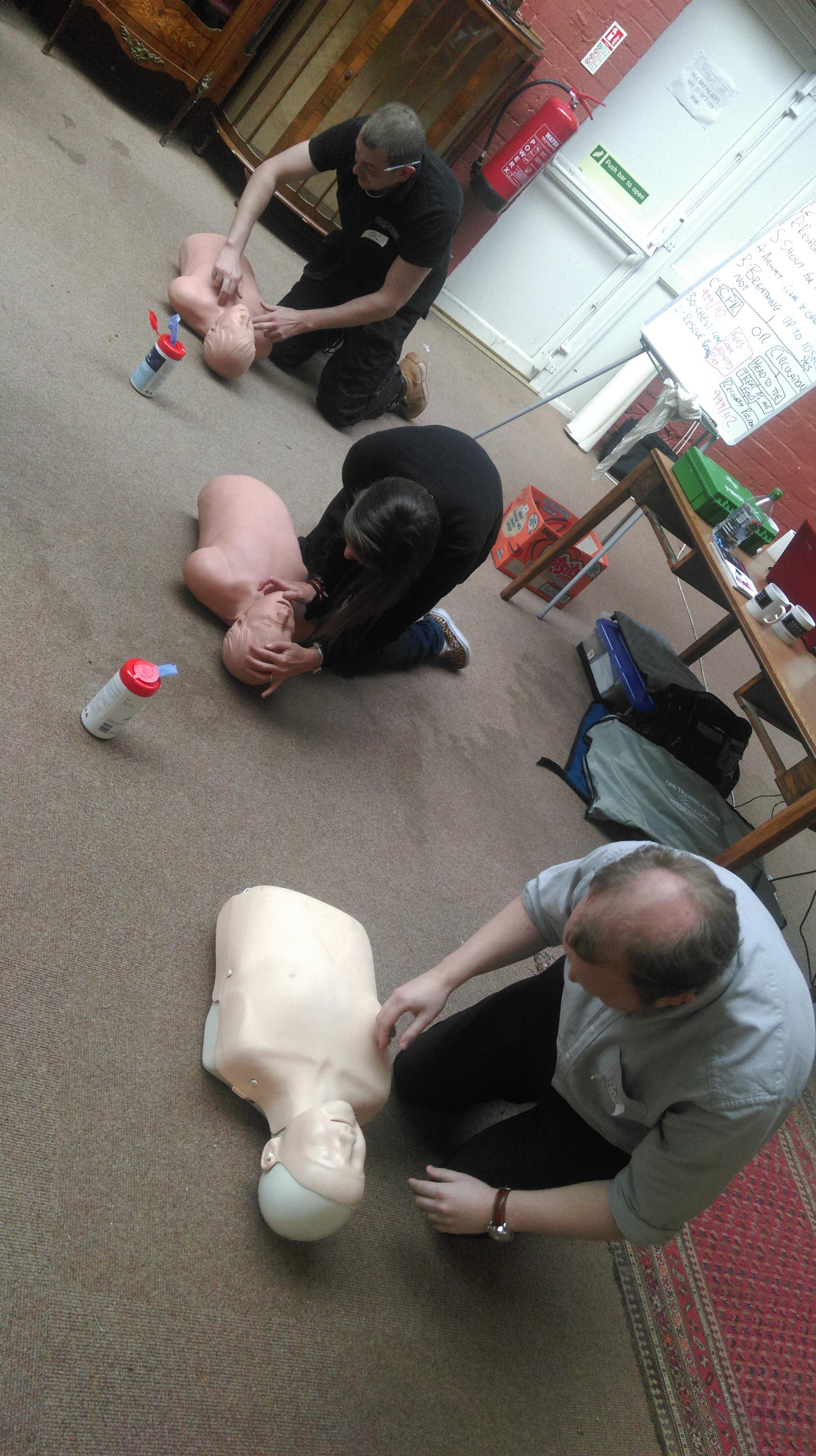 Resuscitation Practice