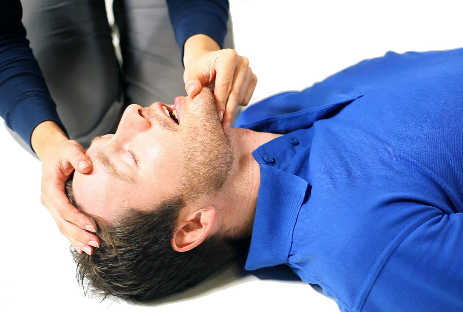 Resuscitation for man