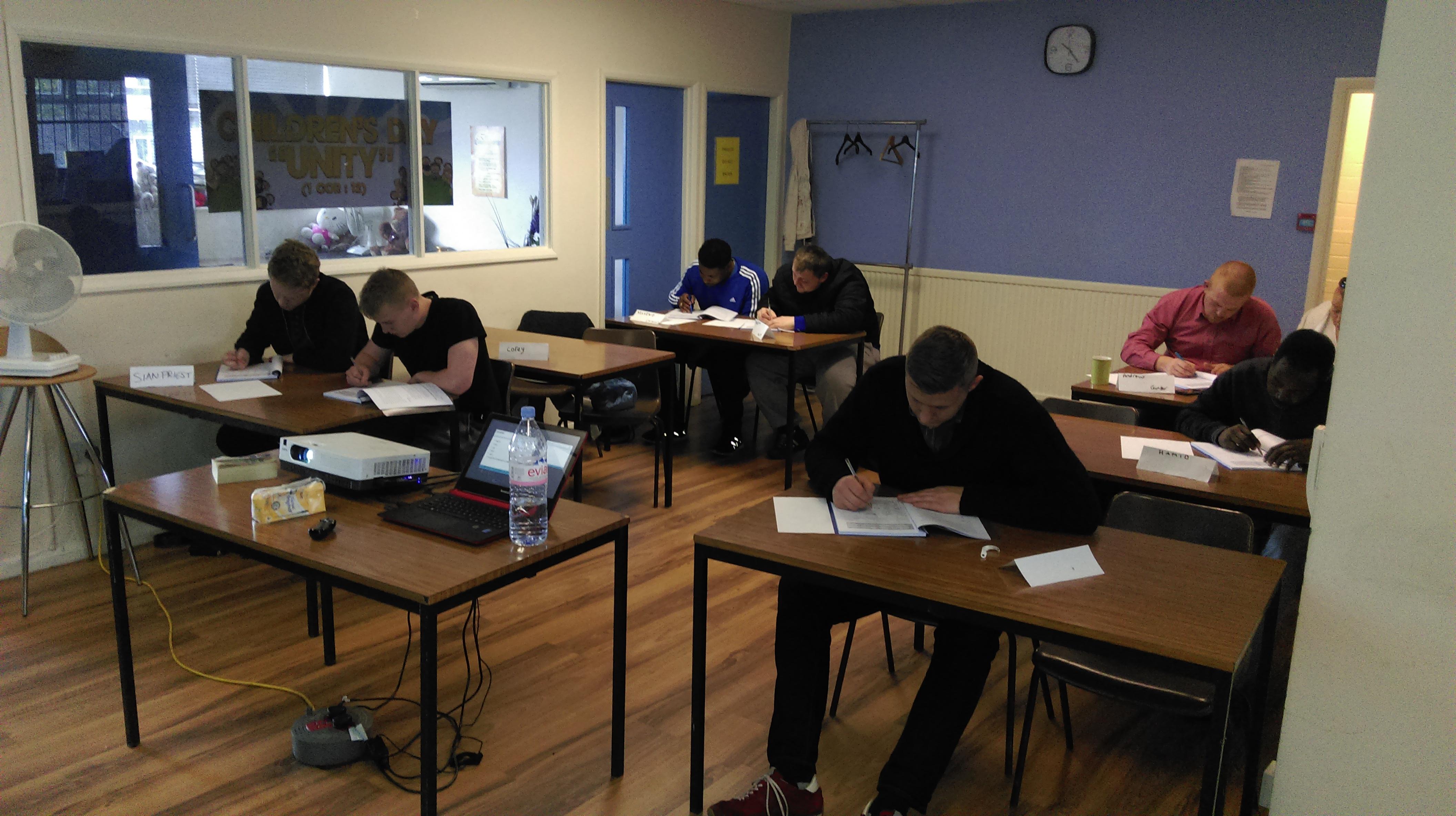 Course examination