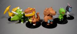 Scribblenauts Monsters & Dinosaurs