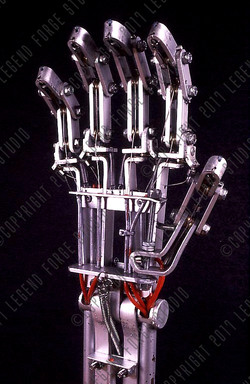 Cyborg Hand