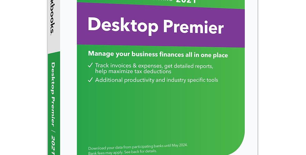 QuickBooks Premier 2021
