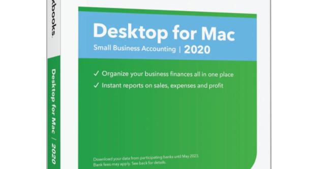 QuickBooks For Mac 2020