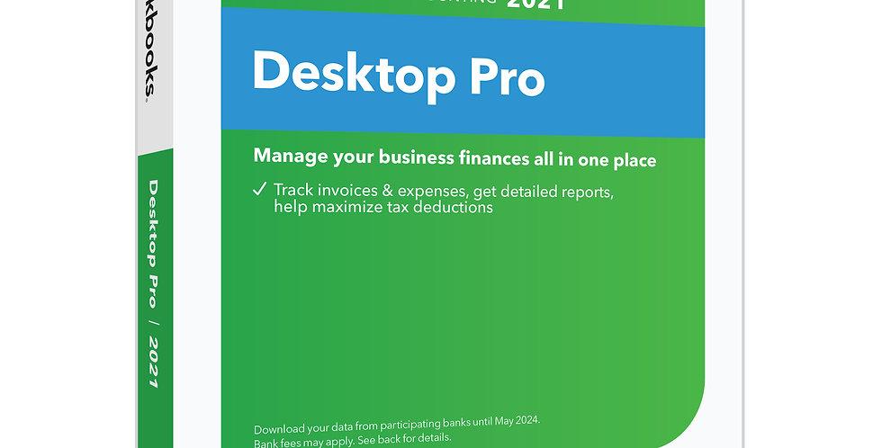 QuickBooks Pro 2021