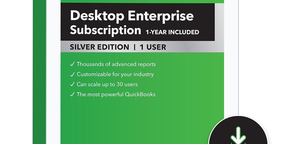 Enterprise Solutions - Silver