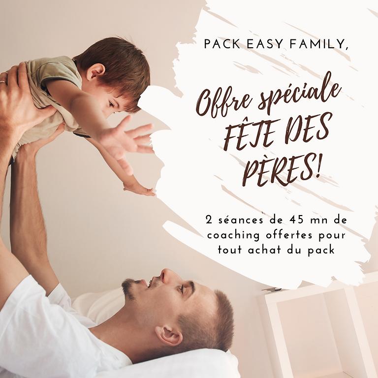 Offre spéciale Fête des Pères