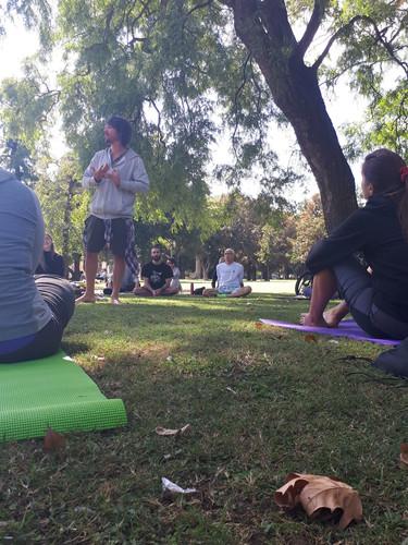 Yoga con Marian