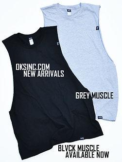 OKSINC MUSCLE TEE