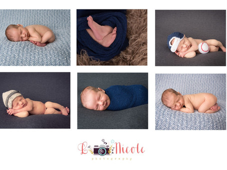 Baby Connor|Richmond VA Newborn Photographer
