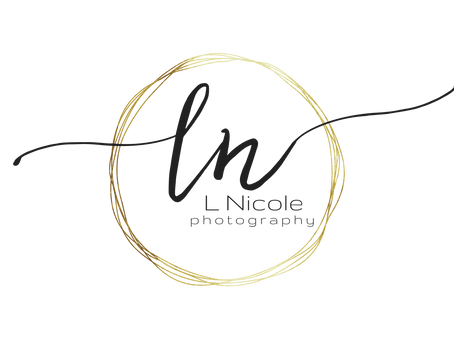 L Nicole Photography Rebrand