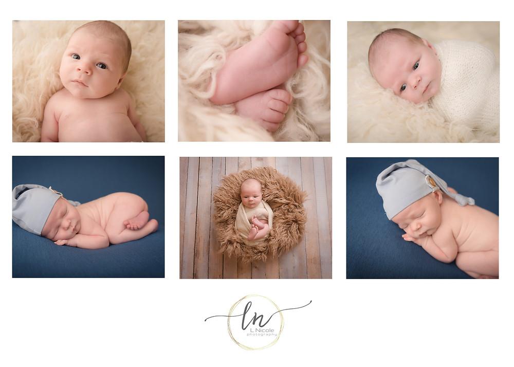 newborn boy photography in richmond va