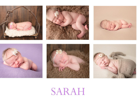 Baby Sarah | Midlothian, VA| Richmond Newborn Photographer