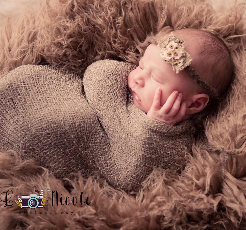 Newborn Photographer Midlothian VA