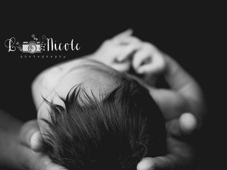Baby Zakari|Midlothian VA Newborn Photographer