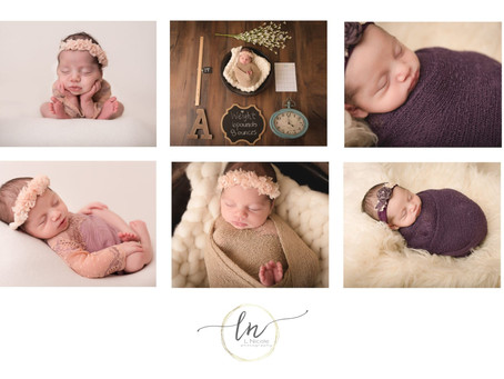 Newborn Session |Richmond Newborn Photographer