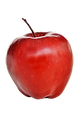 Recognized for its deep red skin and mildly sweet flavor, the Red Delicious Apple is good for eating fresh and in salads.