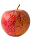 Firm, coarse, juicy apple with slightly acidic flavor. Good for cooking & for use in desserts.