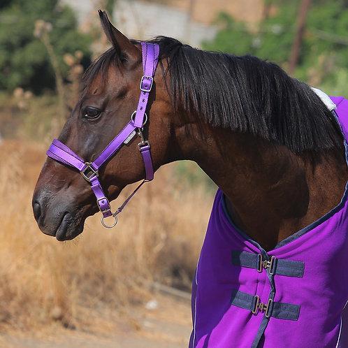 Недоуздок AIR MAX фиолетовый