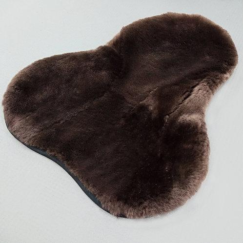 Мех на седло натуральный