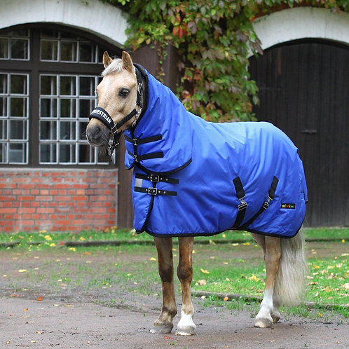 Попона для пони зимняя прогулочная MIMIMI.