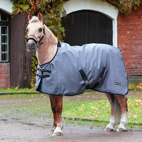 Попона прогулочная зимняя для миниатюрных лошадей и пони MIMIMI