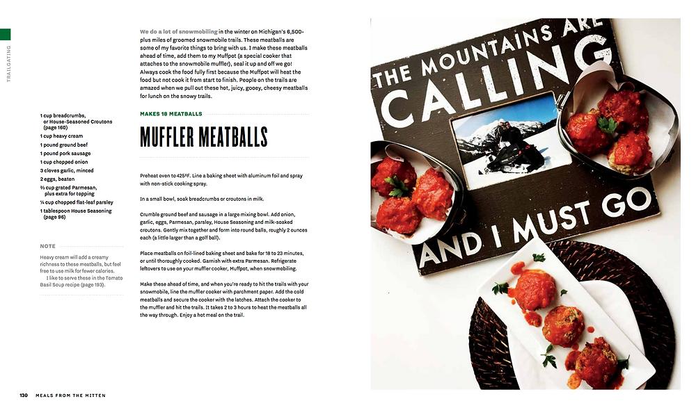 Muffler Meatballs Recipe