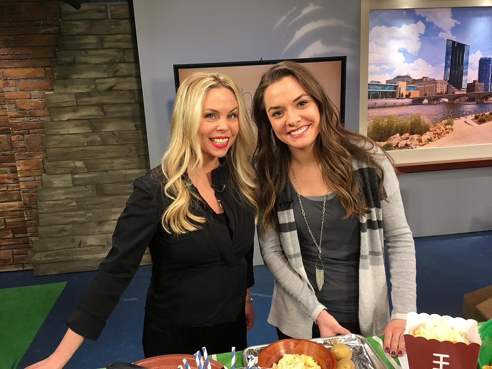 Gina Ferwerda & Brittany Foster WZZM 13