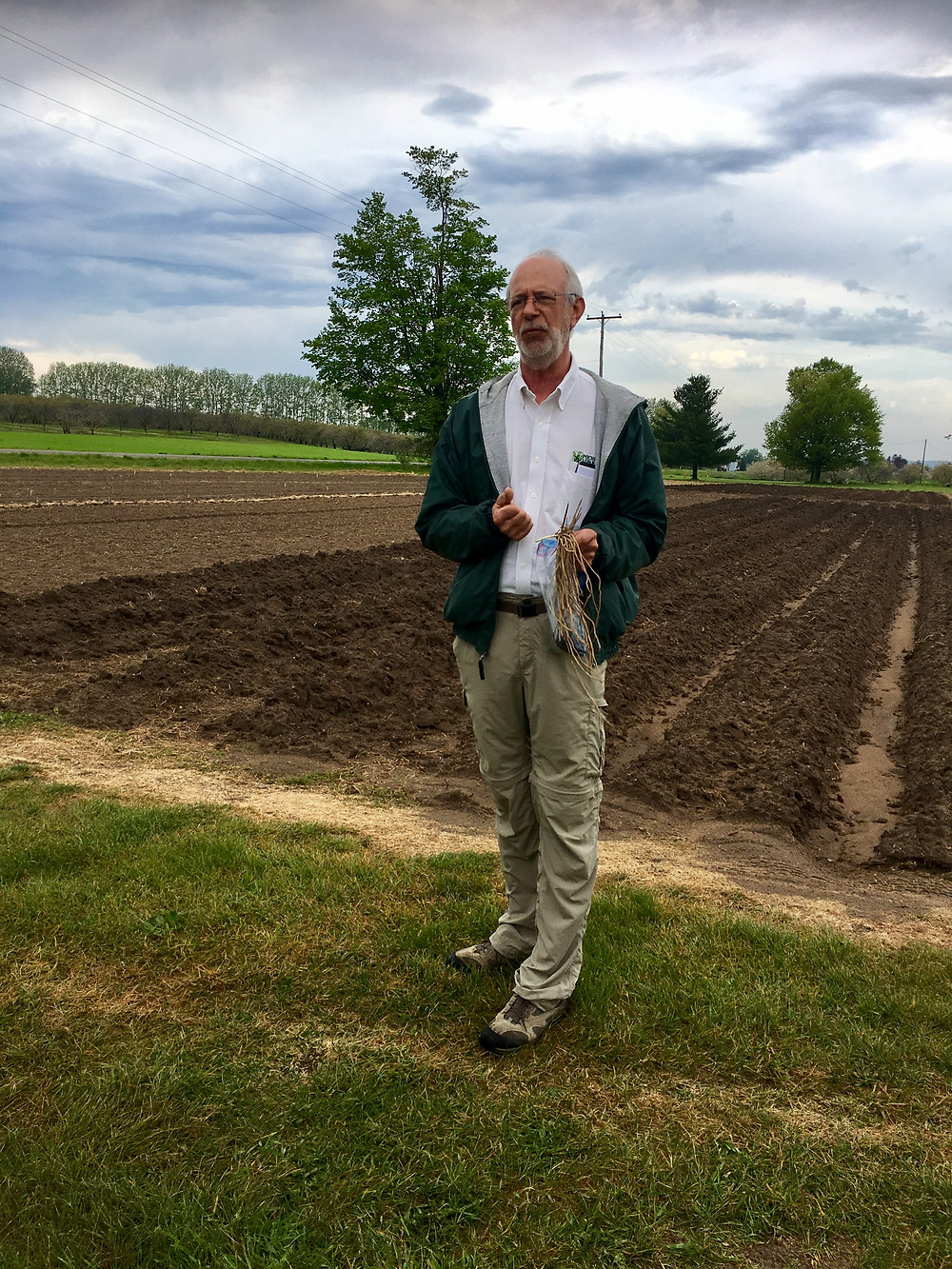 John Bakker - Michigan Asparagus Advisory Board