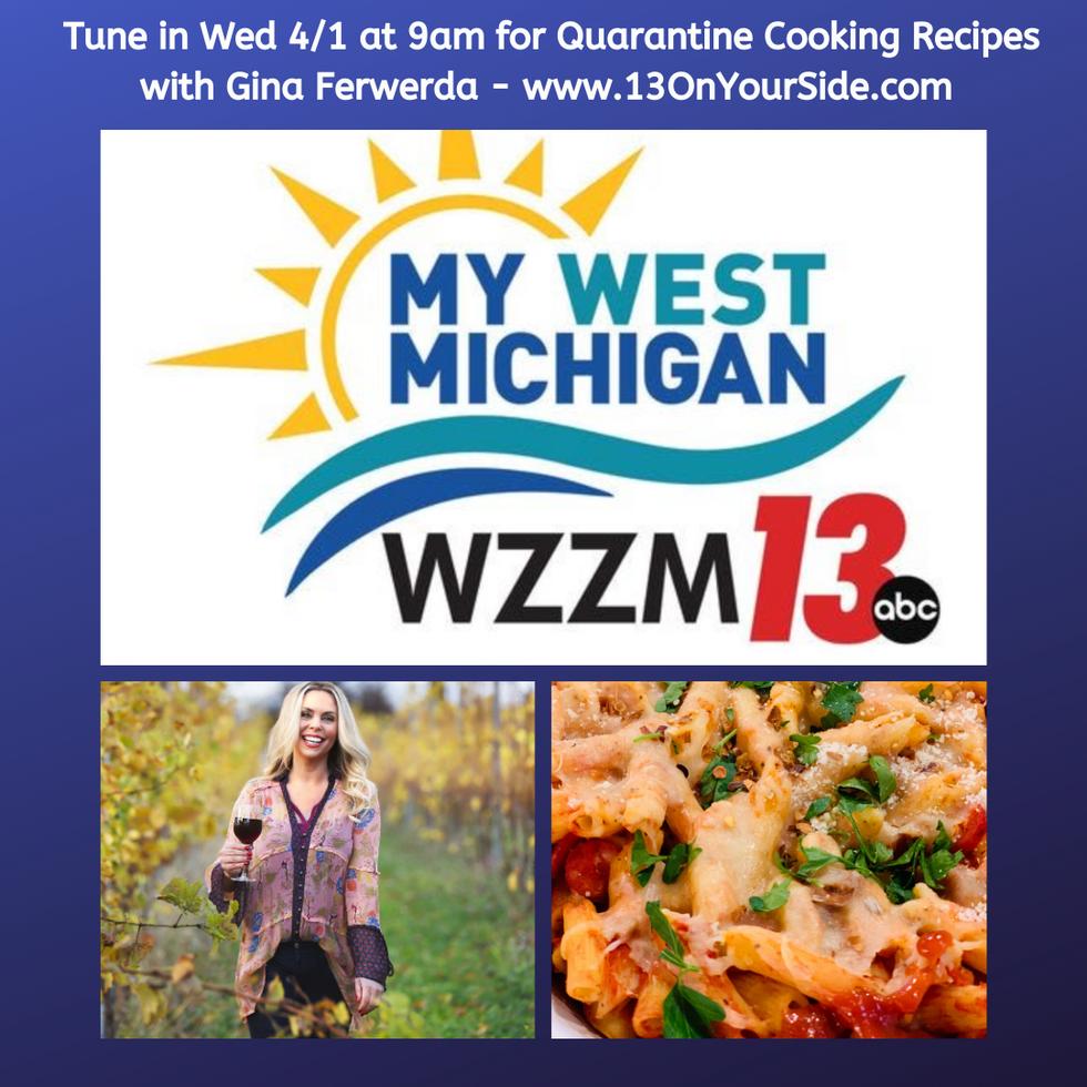My West Michigan Quarantine Recipes