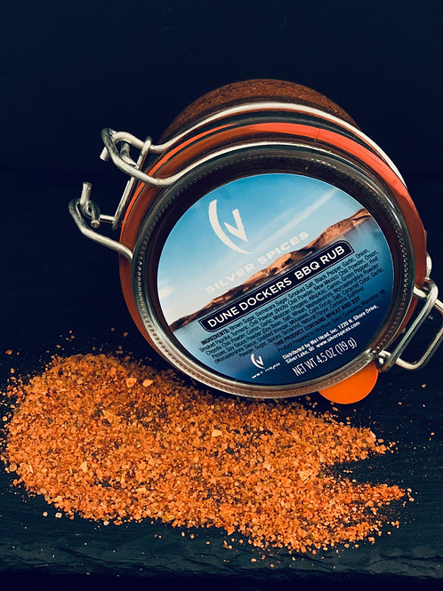 Dune Dockers BBQ Rub