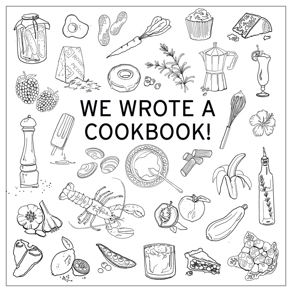 The Quarantine Collective Cookbook