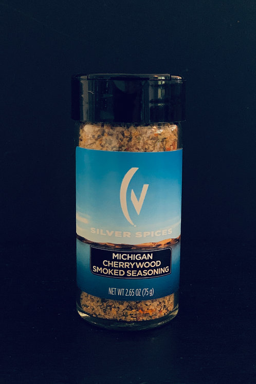 Michigan Cherrywood Smoked Seasoning